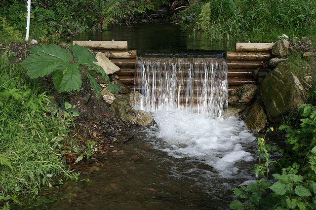 Perfect spot for rest and relaxation with the gentle and sweet  sound of the water cascade....